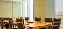 古北国际财富中心商务中心会议室