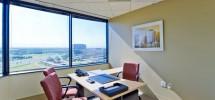 恒汇国际大厦商务中心室内图