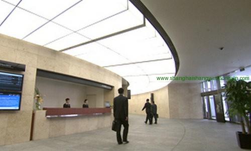 上海环球金融中心商务中心