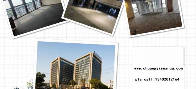 大虹桥2号线旁甲级办公楼出租(优质客户免租一年)